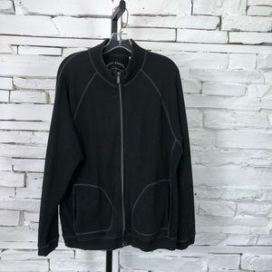 Tommy Bahama Full ZIP Sweater Jacket 1706